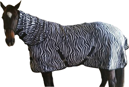 Zebra Print – Fleece Combo