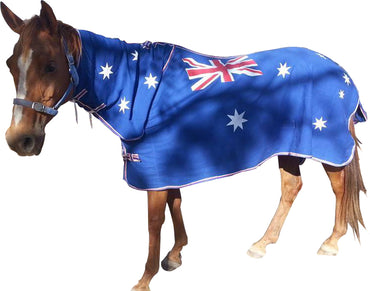 Australian Flag - Cotton Canvas Combo