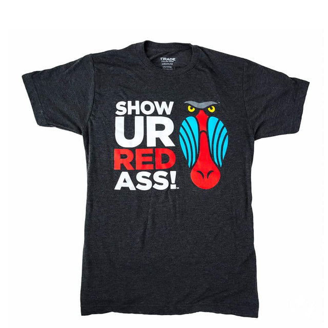 Shirts - Red Ass Mandrill T-Shirt