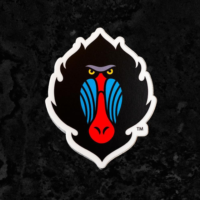 Stickers - Mandrill Sticker