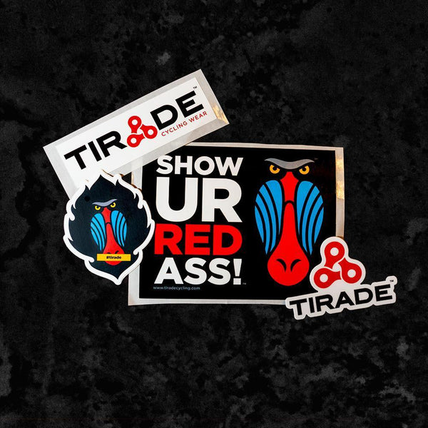Stickers - Tirade Sticker Pack