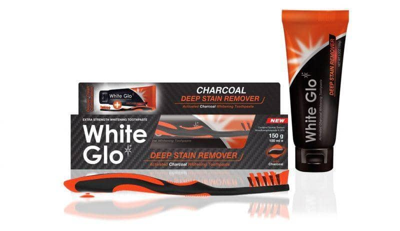 Deep Stain Removing Charcoal Whitening Kit