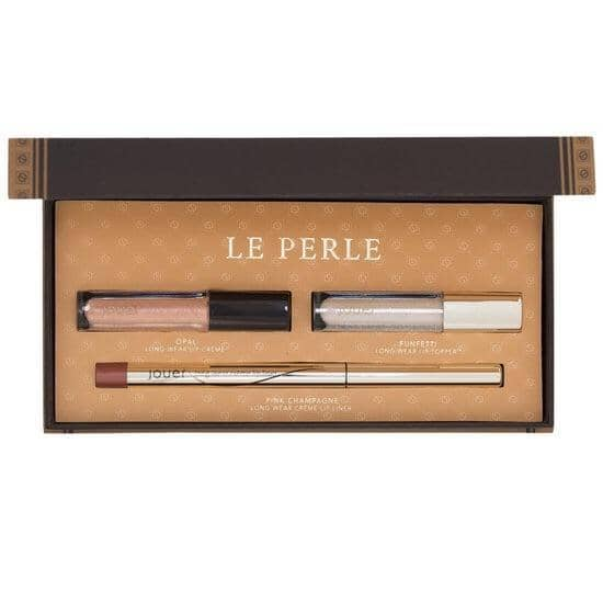 Jet Set Lip Kit - Le Perle