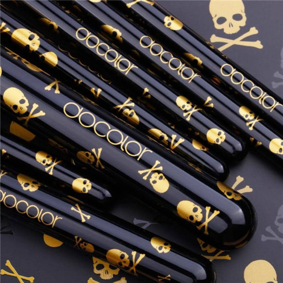 Goth Brush Set