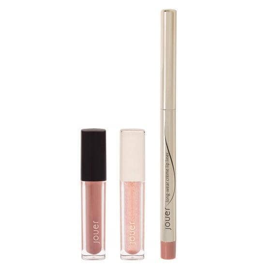 Jet Set Lip Kit - Le Nude
