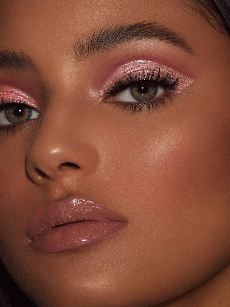 Roses are Red Glitter Eyes Valentines Day 2019 | Kylie Cosmetics