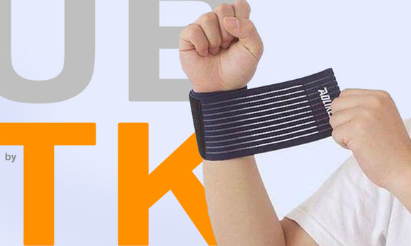 Wrist Strap Wrap Support and Wrist Protector