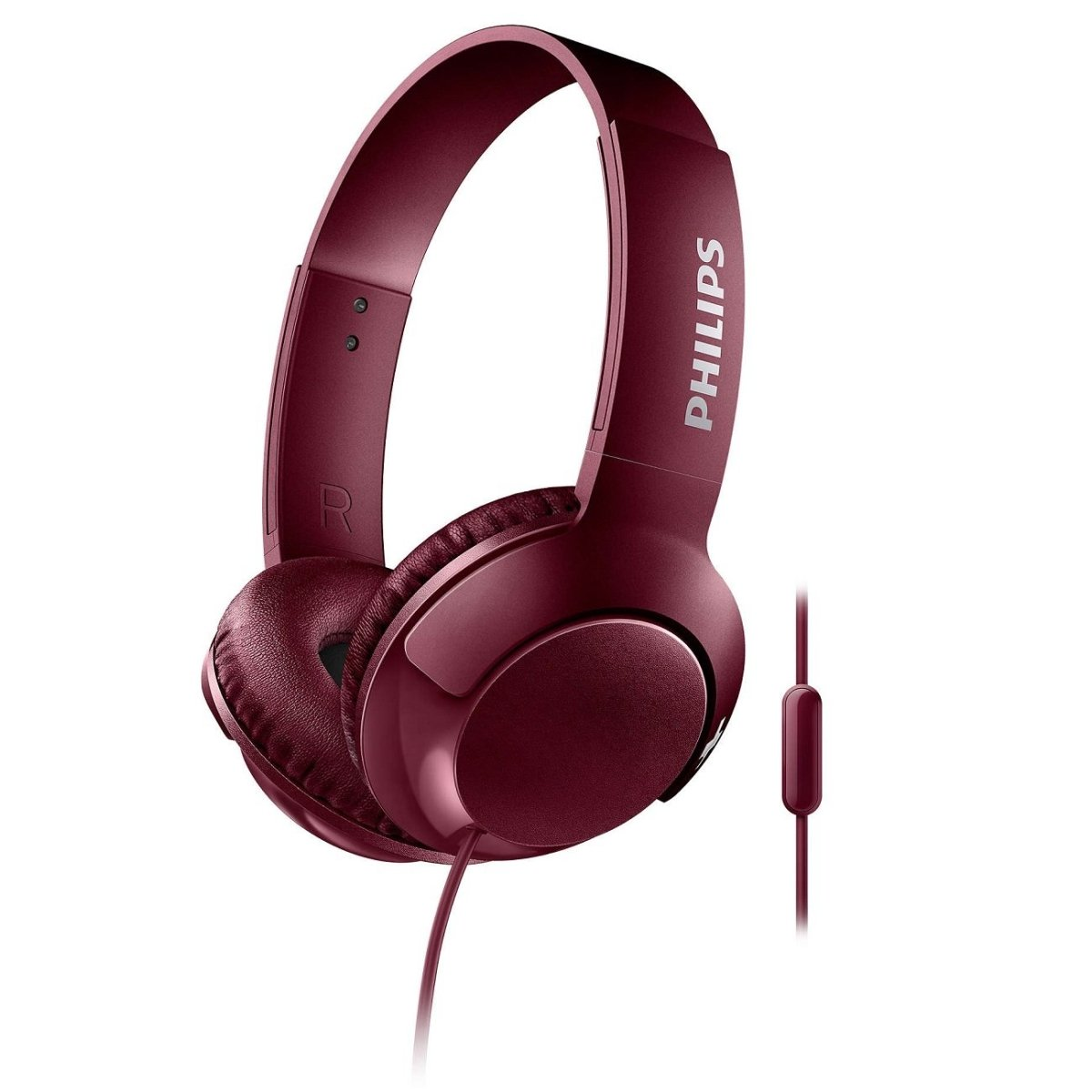 Audífonos On Ear Philips SHL3075 Manos Libres Bass+