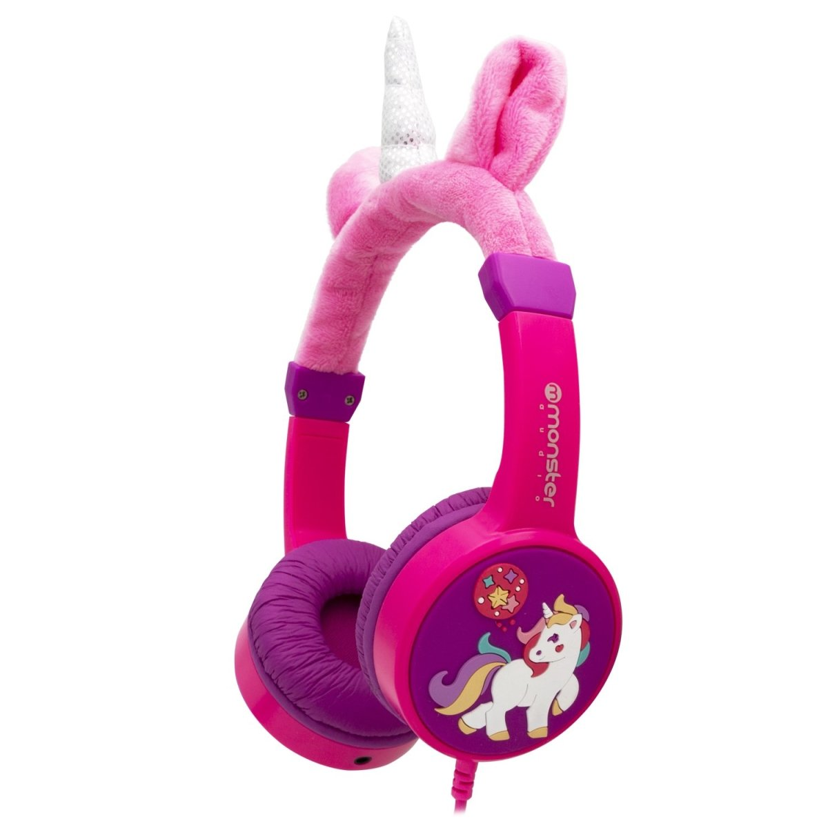 Audífonos para Niños Monster Cool Kid Unicornio