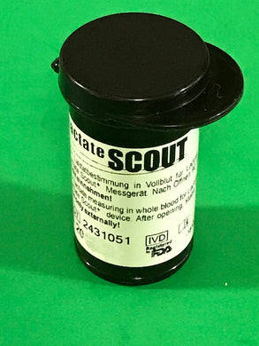 Lactate Scout Test Strips (box of 24)