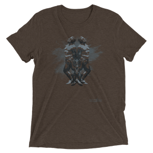 Civilization Studio Edition (Dark Tri-blend Unisex T-Shirt)