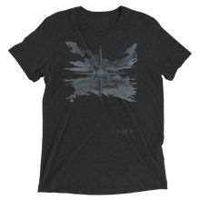 Roar Studio Edition (Dark Tri-blend Unisex T-Shirt)