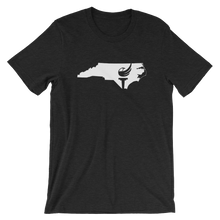North Carolina Libertarian (Cotton Heathered Unisex T-Shirt)