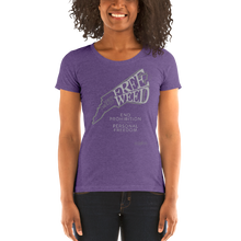 Free Weed (Tri-blend Ladies T-Shirt)