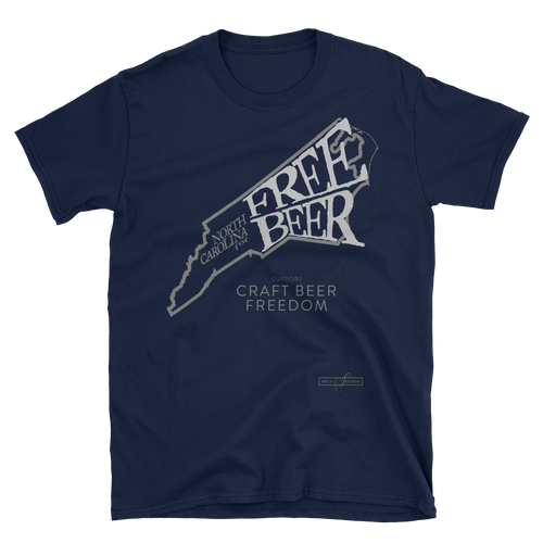 Free Beer (100% Cotton Unisex T-Shirt)