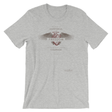 Thucydides Courage (Light Cotton-blend Unisex T-Shirt)