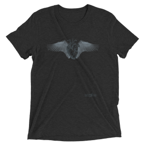 Courage Studio Edition (Dark Tri-blend Unisex T-Shirt)