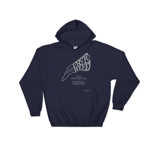 Free Weed (Cotton-blend Hooded Sweatshirt)