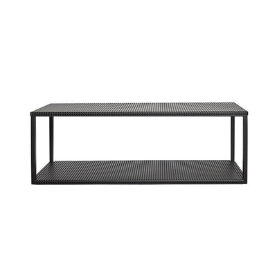 grid wall shelf black kristina dam studio shop