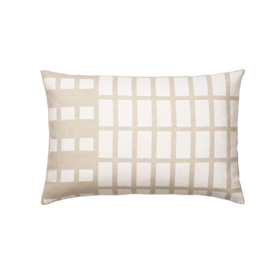 Kristina Dam Studio Contemporary Cushion, Beige/Off-White