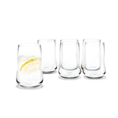 Holmegaard-Future-Glass-8.5oz- 6 Pcs.