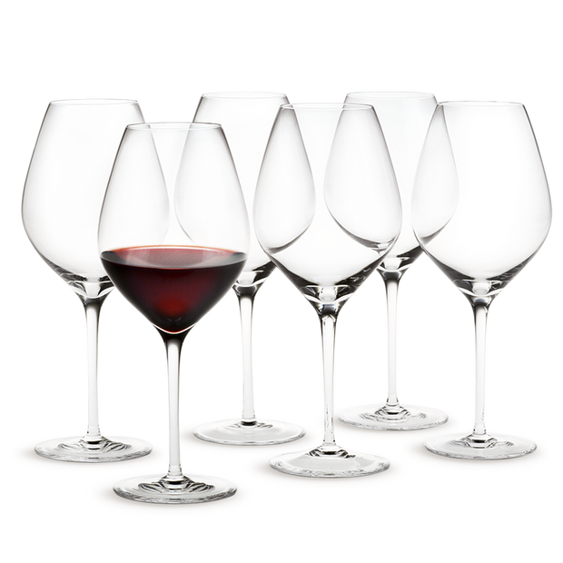 Holmegaard-Cabernet-Large-Red-Wine-Glass-6Pcs.