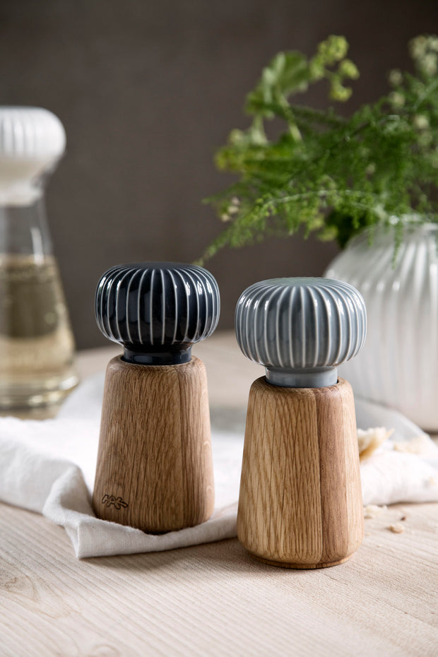 Hammershøi Pepper Mill Anthracite Grey, 5.1""