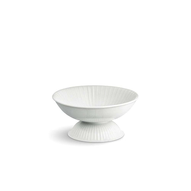 Hammershøi Bowl on Stand, White, 6.3""