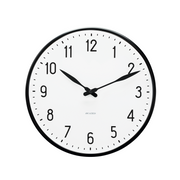 Station Wall Clock, 8.3""