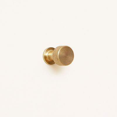 Form & Refine Angle Brass Hook, Small