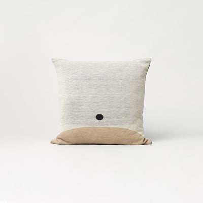 Form & Refine Aymara Cushion Pattern Cream