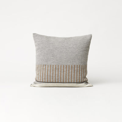 Form & Refine Aymara Cushion Pattern Grey