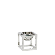By Lassen Bowl Mini, nickel-plated
