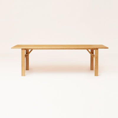 Form & Refine Damsbo Master Dining Table, Oak