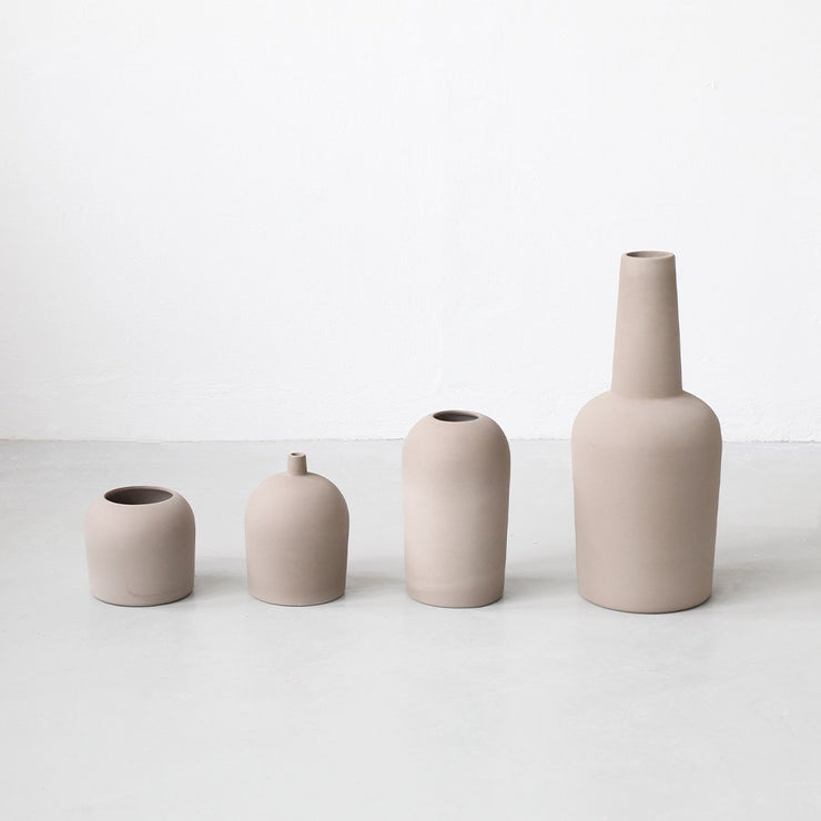 Dome vase collection by Kristina Dam studio