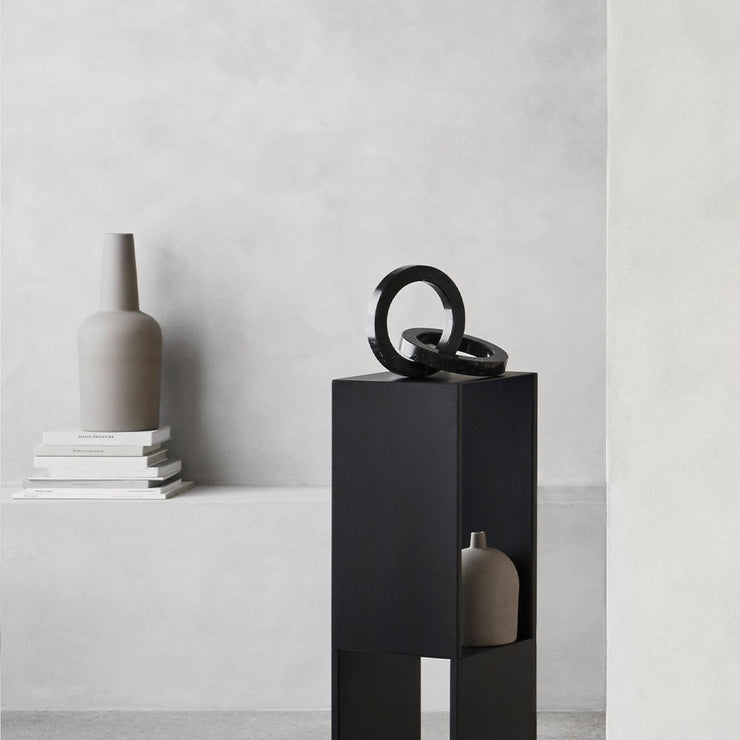 Interior inspiration with minimalistic pieces designed by Kristina Dam