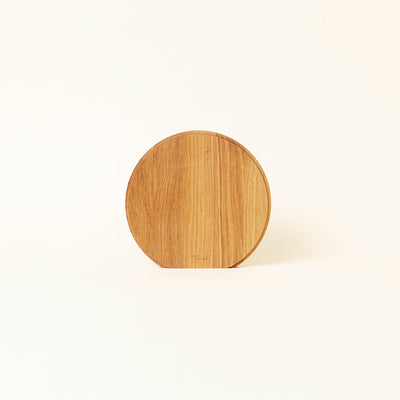 Form & Refine Section Cutting Board, Round