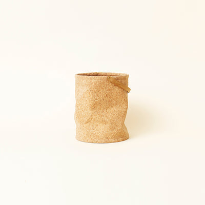 Form & Refine Nest Cork Paper Bin