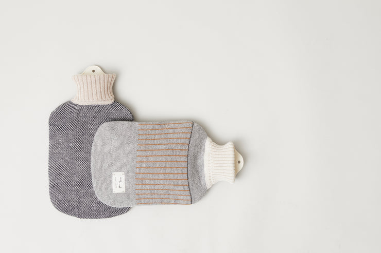 Form & Refine Aymara Warm Bottle, Pattern Grey