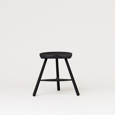 Form & Refine Shoemaker Chair™, No. 49, Black-stained Beech