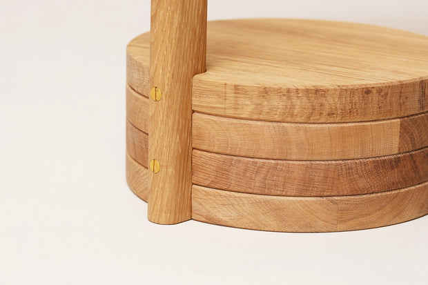 Form & Refine Stilk Side Table, Oak