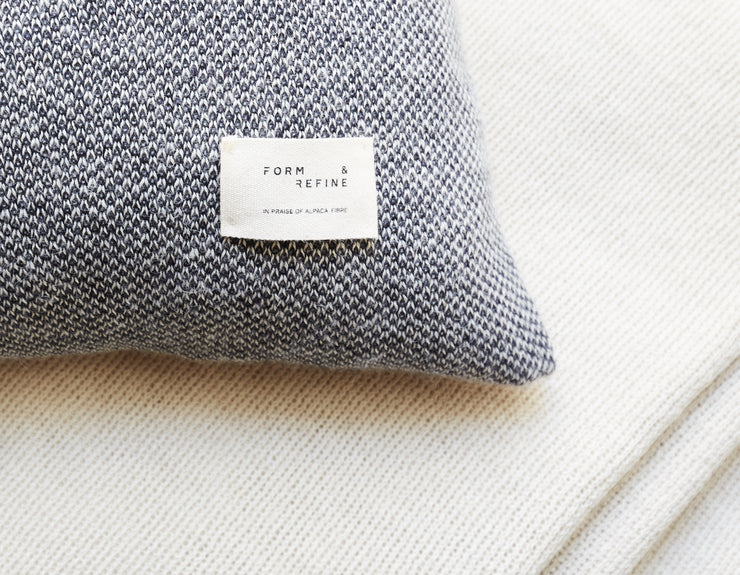 Form & Refine Aymara Cushion Grey