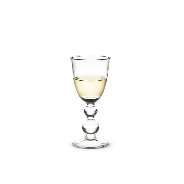 Charlotte Amalie White Wine Glass