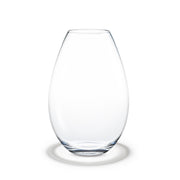 Cocoon Floor Vase, Clear, 17.7""