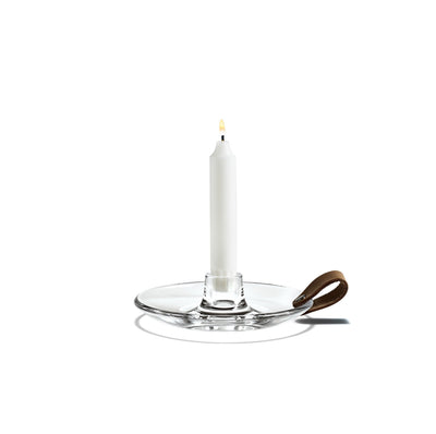 Holmegaard Design with Light Candleholder