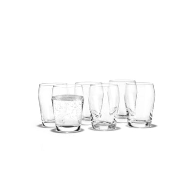 Holmegaard-Perfection-Tumbler-Glass-6Pcs.