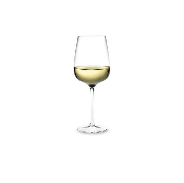 Bouquet White Wine Glass, 6 Pcs.