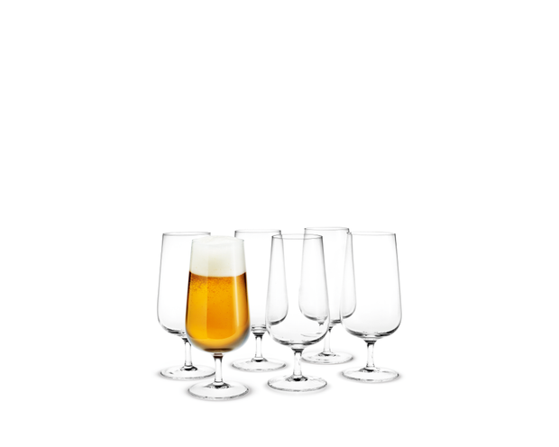 Bouquet Beer Glass, 6 Pcs.