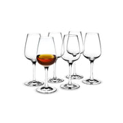 Holmegaard-Bouquet-Spirits-Glass-6Pcs.