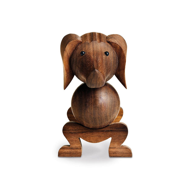 Kay Bojesen Dog, Walnut (1934)